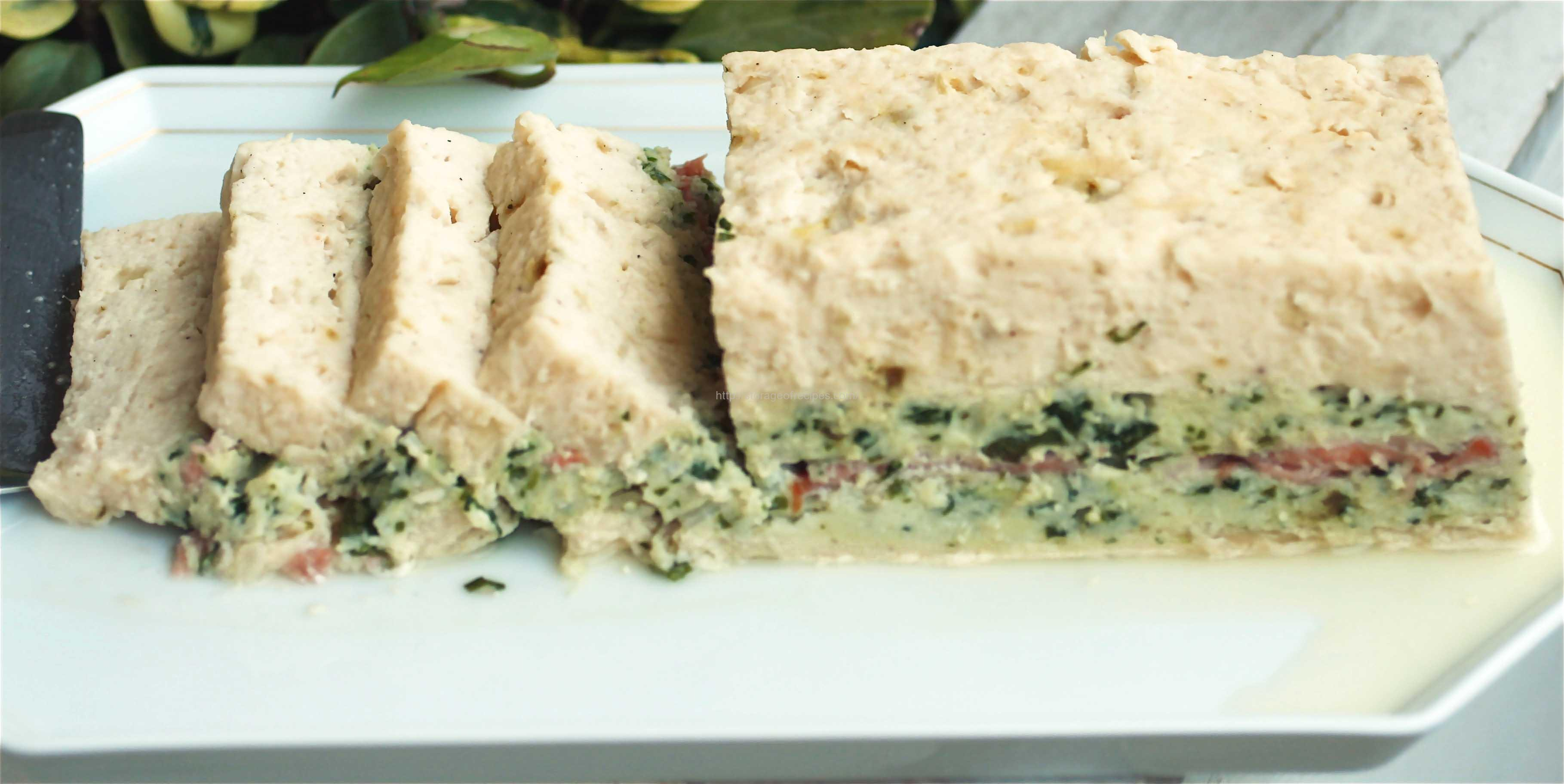 Fish Loaf Recipe Cooking At Home